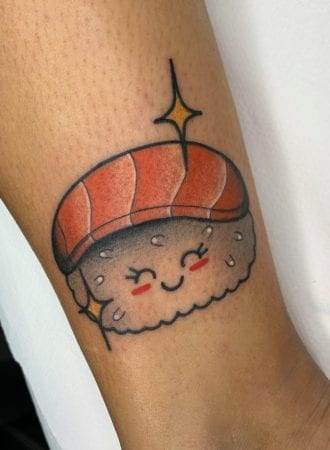 Tattoo Nigiri Kawaii