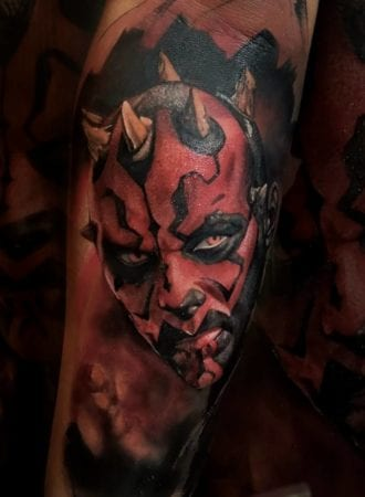 Tattoo Darth Maul
